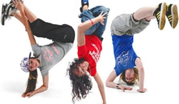HIP-HOP i DANCE MIX W ZÓŁWINIE